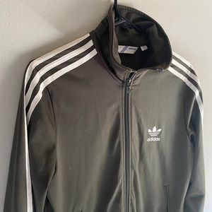 Adidas Army Greem Track Jacket